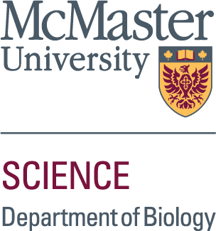 Department of biology Logo